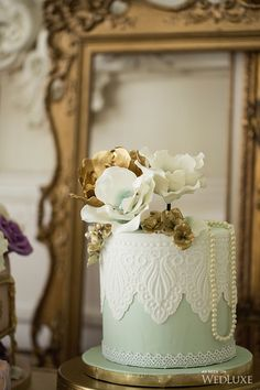 WedLuxe– Enchanted Beauty | Photography by: Dave Abreu Photography  Follow @WedLuxe for more wedding inspiration!