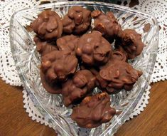 Delicious Homemade Chocolate Candy