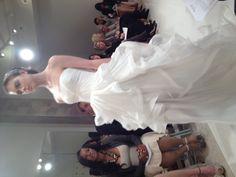 walks, reem acra, weddings, dresses, wedding photos, acra bridal