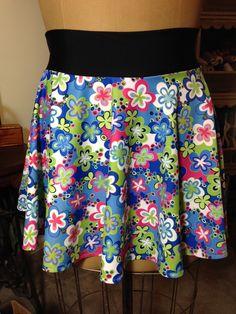 EVERYDAY BOUQUET! Cute Costume Running Skirt!