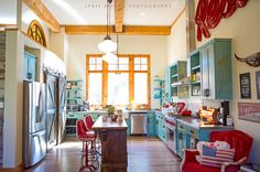 kitchen of Jolie Sikes from the JUNK GYPSIES in WHERE WOMEN COOK  photography by April Pizana {junk gypsy co} @wherewomencook