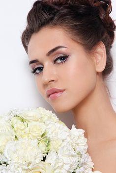 Maquillaje Boda Romantica