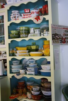 great Pyrex collection