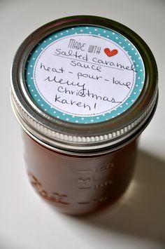salted...caramel...sauce!!