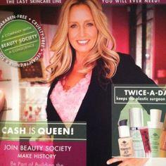 New beauty society catalog 7-2012 www.mybeautysociety.com/Gabrielle