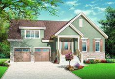 House Plan #141163 and Many Other Home Plans, Blueprints by Westhome Planners
