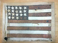 American Civil War Flag