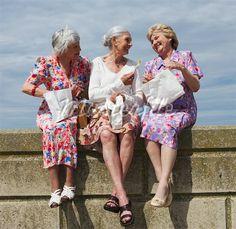 Girls just wanna have fun.  :-)