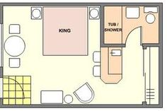 hotel suite floor plans - Google Search