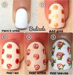 Nail arts by Bedizzle