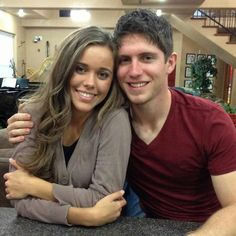 Jessa Duggar + Ben Seewald = Cutest couple Ever