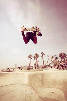 #LL #Skateboarding #Park #Airtime