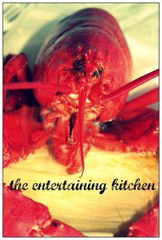 the entertaining kitchen