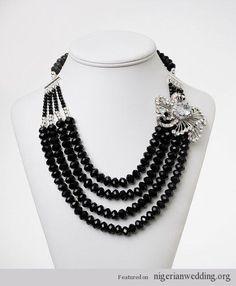 Gorgeous Handmade Jewelry by Lola Ro   Nigerian Wedding