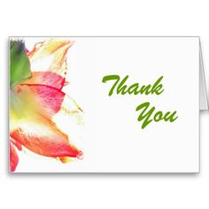 Opacity Thank You Cards