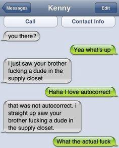 Not Autocorrect