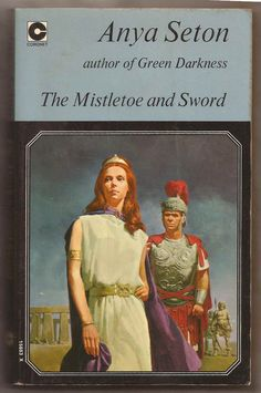 YDC127 ~ The Mistletoe and Sword by Anya Seton pb novel ~ for E.A.C.H. Listing in the YDC (Your Donation Counts),Charity Auctions Category on #eBid United Kingdom