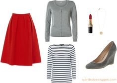 Ask Allie: How to Style Wedge Shoes via Wardrobe Oxygen featuring the @BananaRepublic Rorie Wedge