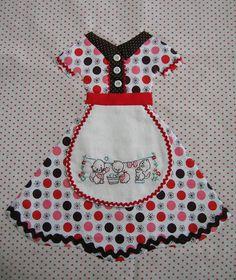 kathy's apron pattern!