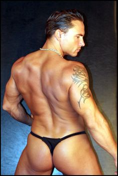 How hot would it be if Speedos were cut like this. I might spend my life watching men swim in these.