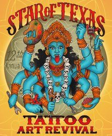 Star of Texas Tattoo Art Revival