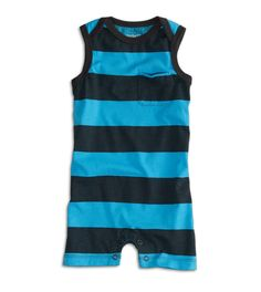 Love this little boy romper