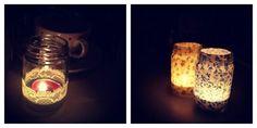 art blog, teas, mason jar, nail arts, diy tea, light lantern, lanterns, lantern project, tea lights