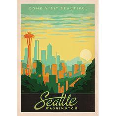 American Flat Seattle
