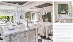 decor, kitchen idea, islands, ceilings, hous