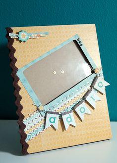 embellished frame