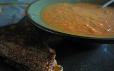 plus other good stuff: Recipes by the Soup Goddess: Tomato Soup