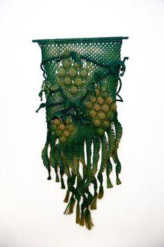 Macrame Wall Hanging - Vineyard, handmade by @Macrame Art