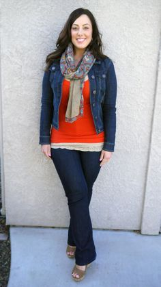 3 Outfit Ideas for the Curvy Girl   Simply Marlena