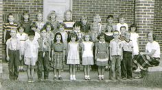 Girls always wore dresses to school