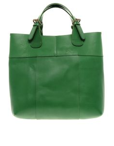 pieces kelly green bag.
