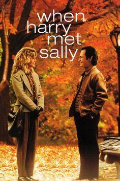 When Harry Met Sally (1989). Billy Crystal, Meg Ryan, Carrie Fischer.
