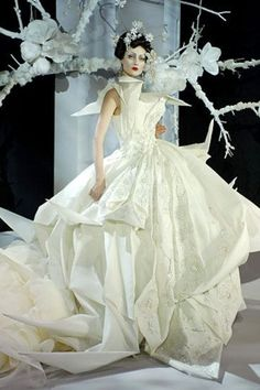 My future wedding dress <3 @galliano