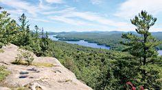 Adirondack Mountains State Park, New York