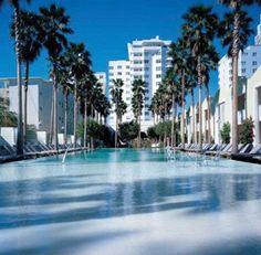 Delano hotel, Miami Beach