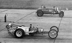 Vintage Drag Racing - Street Roadsters