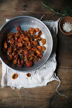 Oven-Dried Tomatoes | Always With Butter