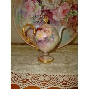 Antique Limmoges Porcelain teapot