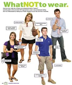 Professional Attire - Career Services - Tarleton State University