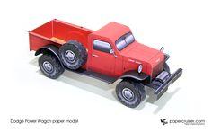 Dodge Power Wagon | papercruiser.com