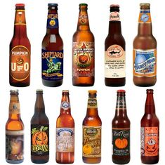 The best pumpkin beers from @Bon Appetit Magazine