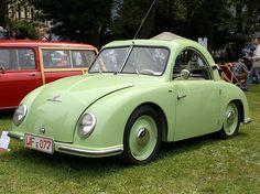 Champion 400 - German Built '50's