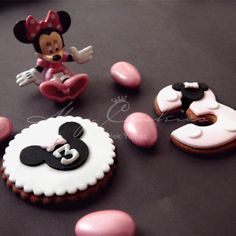 Minnie cookies