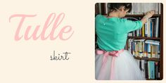 Maria just do it!: Tulle skirt