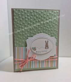 Stampin' Fun with Diana: Last Minute Easter Card: Eggstra Spectacular