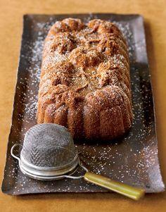 Quick & Delicious Honey Pound Cake